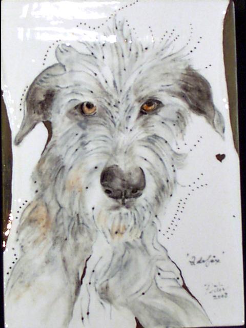 Idefix   Irish Wolfhound